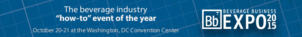 """Beverage Industry """"how to"""" event of the year, October 20-21 DC Convention Center"""