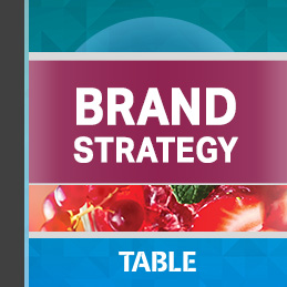 Brand Strategy report cover